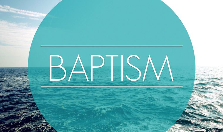 an understanding of baptism in the christian religion In the catholic church today, people are usually baptized as infants by a priest or   understand or wish to live in a loving relationship with christ in the church,.