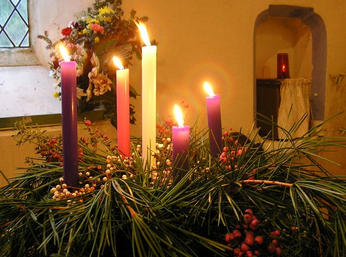 Image result for animated advent catholic church wreath for 2017